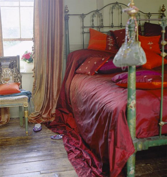 Shabby Chic Boho Bedroom: Shabby Chic, Canopies And
