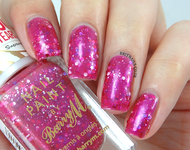 Barry M Limited Edition Superdrug Birthday