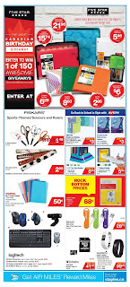 Staples Flyer July 26 – August 1, 2017