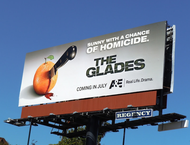 Glades season 1 billboard
