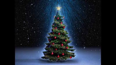 Surgimiento árbol navidad