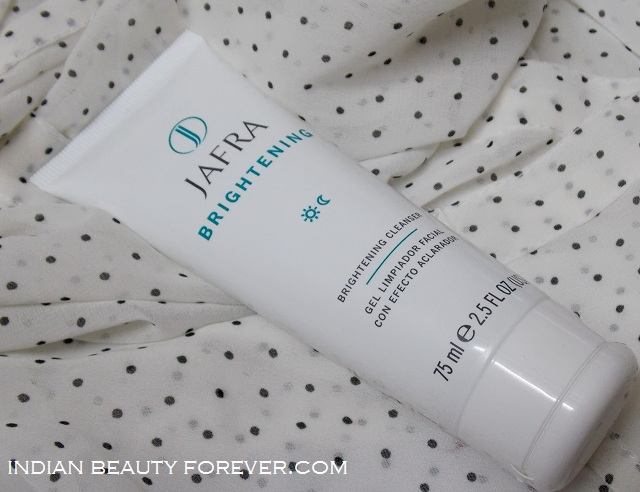 Jafra Brightening Cleanser Review, price and how to use
