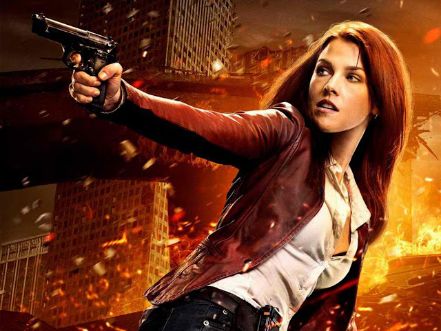 Resident Evil The Final Chapter Claire Redfield
