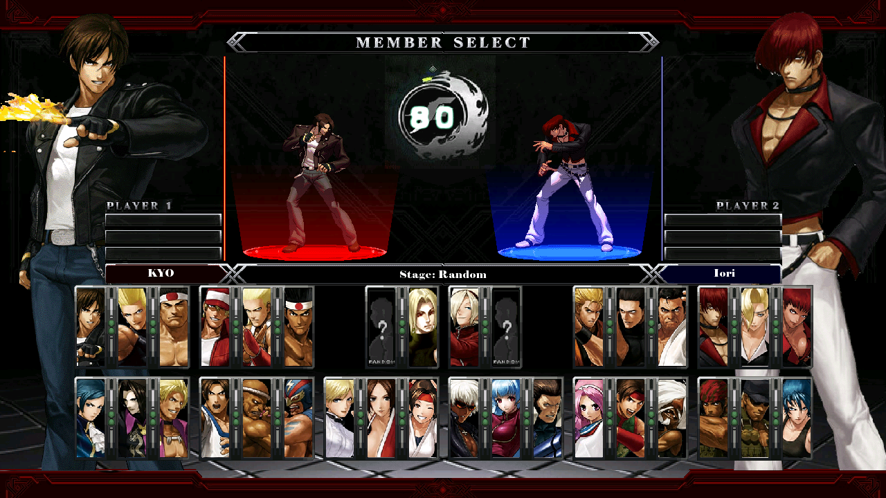 The king of fighters xii pc download