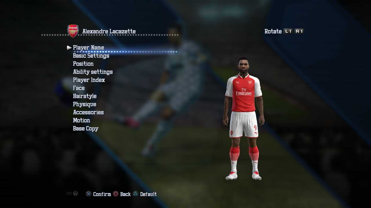 Pes for ps3