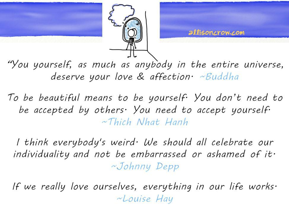 Miracle Of Love: Self Love
