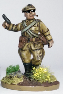28mm Polish Infantry WW2