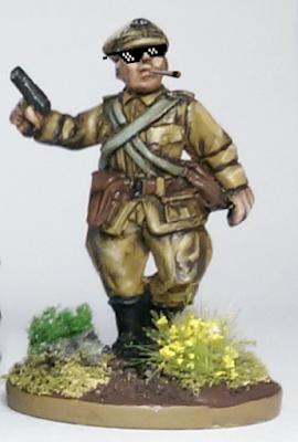 28mm Polish Infantry WW2