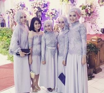 Model Baju Kebaya Muslim Untuk Remaja Berhijab Cantik Dan Elegan