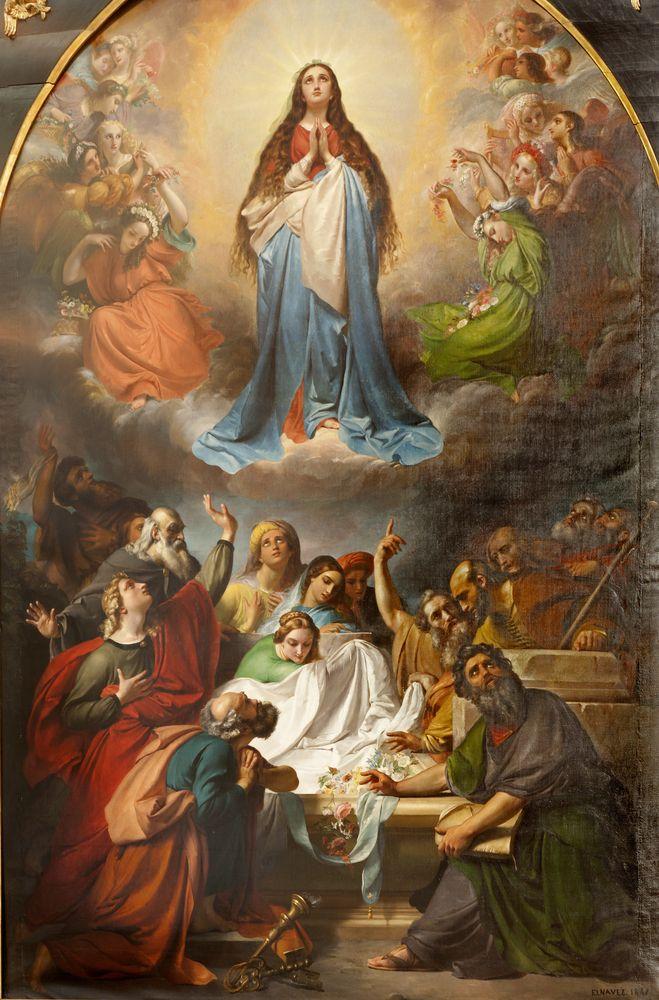 Virgin Mary Images Catholic A Catholic Life: Purit...