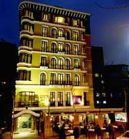 mega-residans-şişli-istanbul-otel