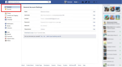 How to Back up and Permanently Delete your Facebook Account