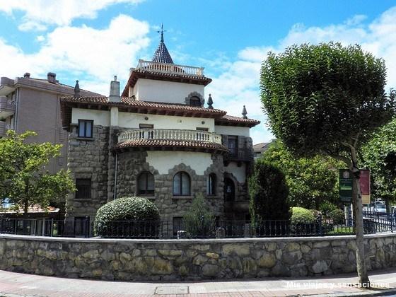 La casa de la naturaleza, Castro Urdiales, Cantabria