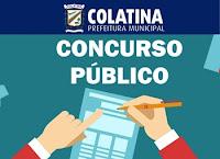 Apostila Concurso Prefeitura de Colatina 2016