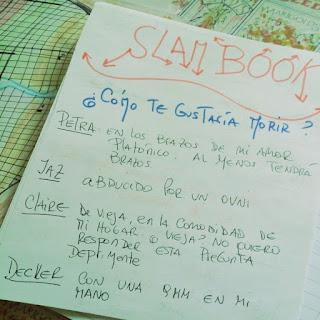 Slam Books