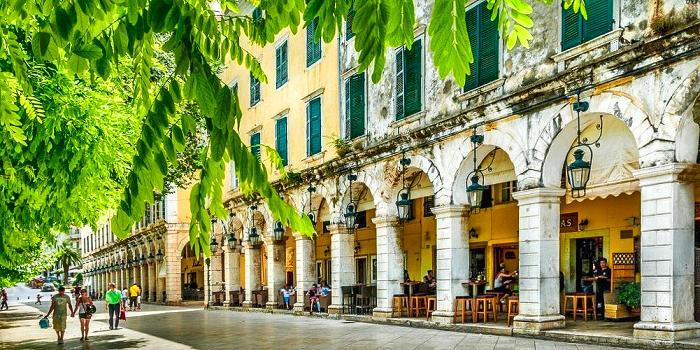 Città di Corfù: cosa vedere