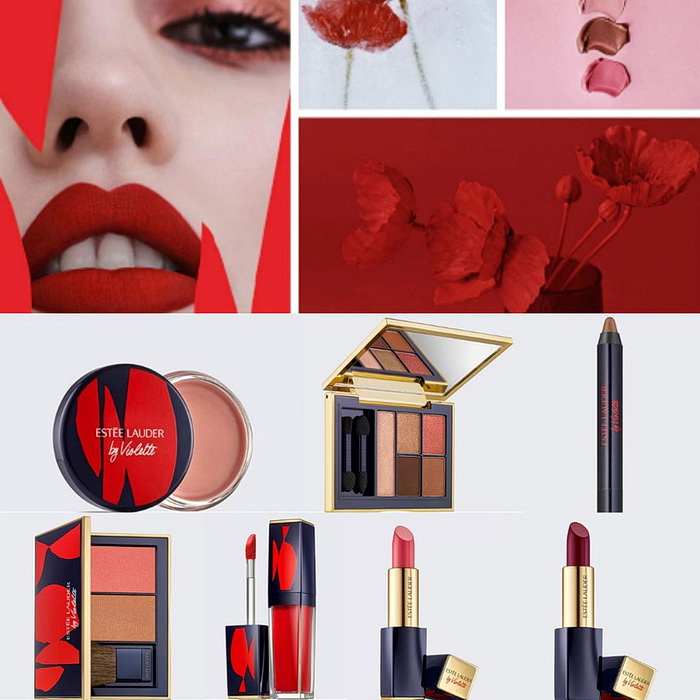 Estee-Lauder-by-Violette-2018-Poppy-Savage-Makeup-Collection