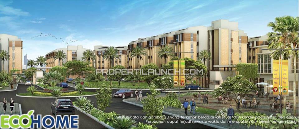 Apartemen EcoHome CitraRaya Tangerang