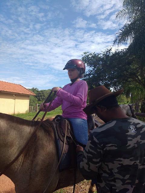 Passeio a cavalo Pantanal