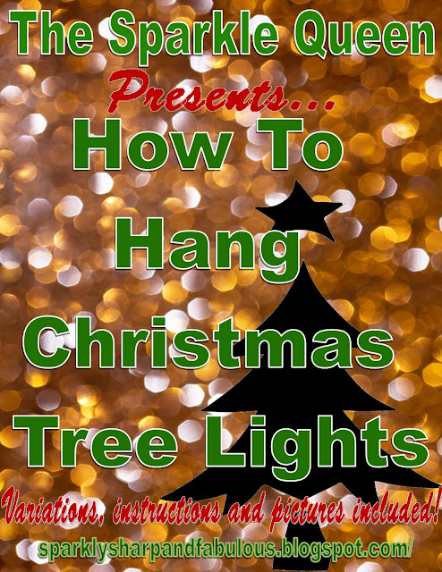 The Art of Lighting a Christmas Tree: Vertical vs. Horizontal