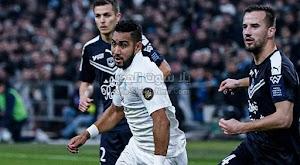 مارسيليا يواصل الضغط على متصدر الدوري الفرنسي بالفوز على فريق بوردو بثلاثية