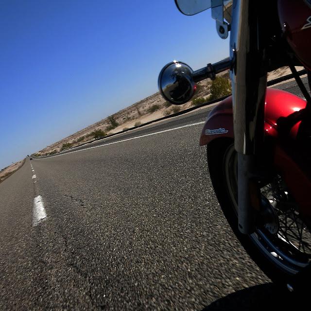 motorcycle-asphalt
