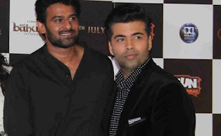 Karan Refuses To Launch Prabhas For Demanding