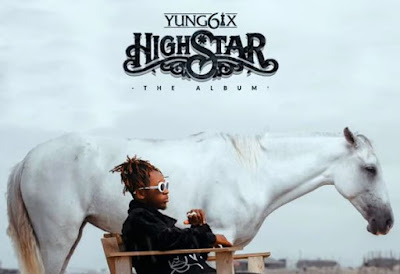 MUSIC: Yung6ix - The Weekend Ft Ycee