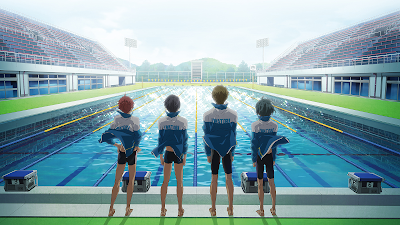 Free!: Take Your Marks ost full version