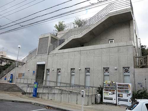 Tsushima Maru Memorial Museum Naha, Okinawa.