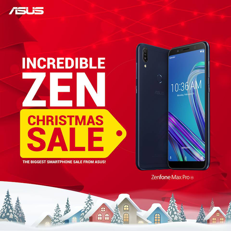 ASUS ZenFone smartphones are on sale starting today; starts at PHP 5,995!