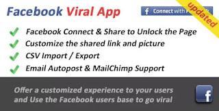 Facebook Viral ve Pazarlama Sosyal Uygulaması v2.8.1