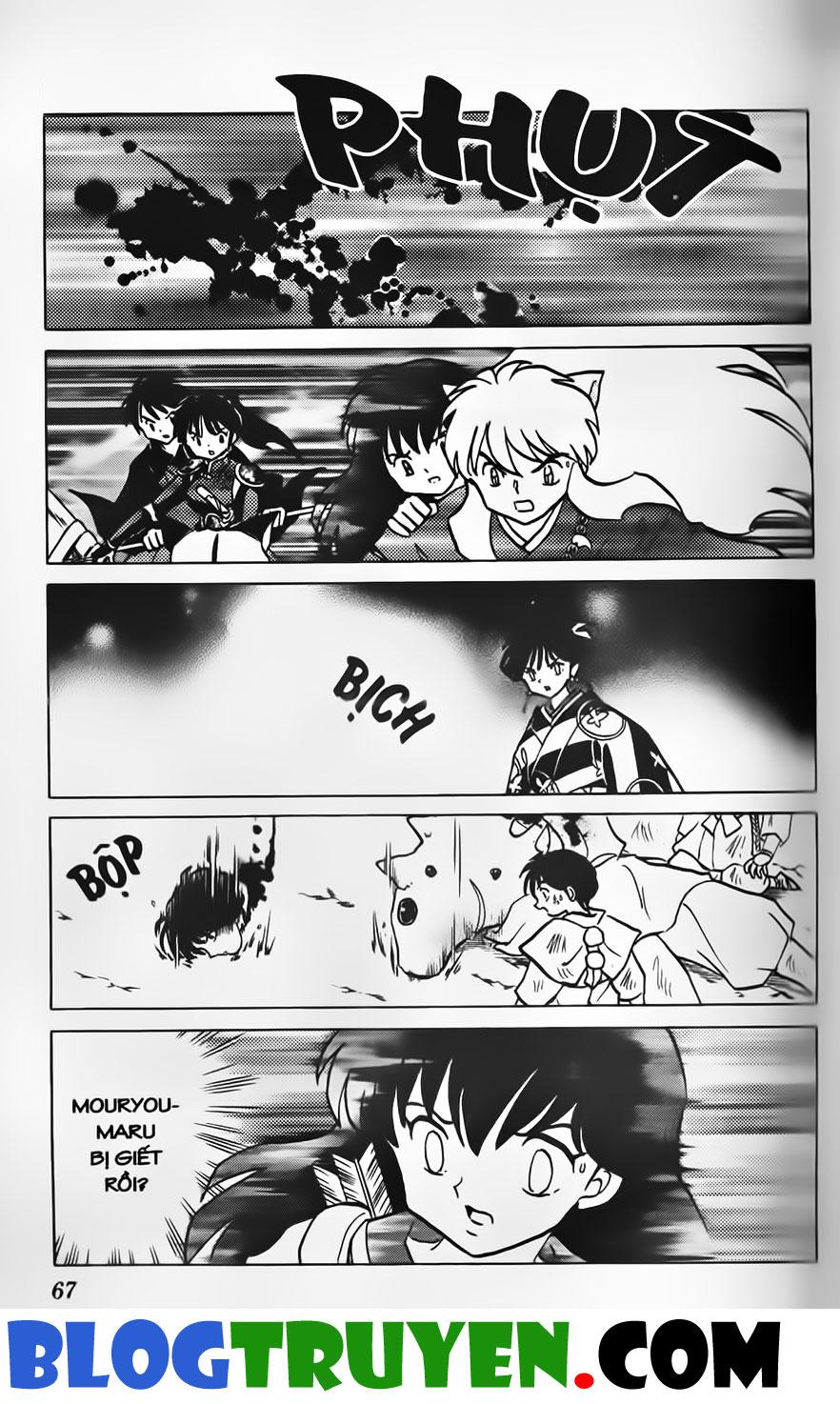 Inuyasha vol 36.4 trang 10