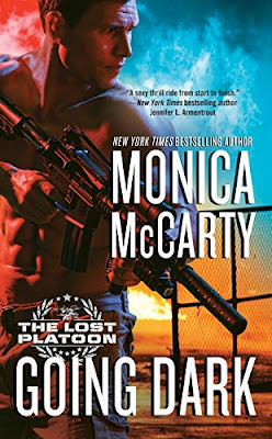 Book Review: Going Dark, by Monica McCarty, 5 stars
