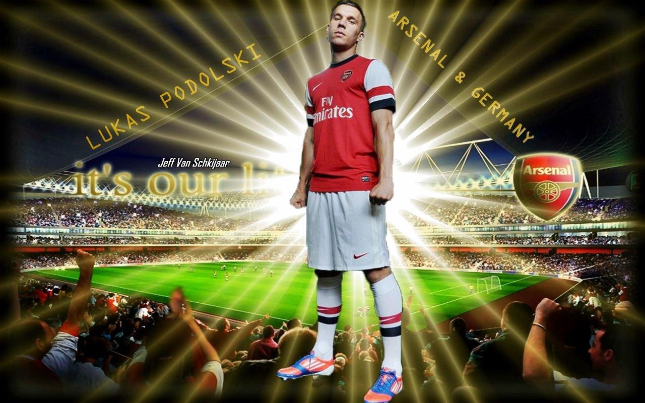 Arsenal 2013/14 Outlook - The Center Circle - A SoccerPro ... |Arsenal Gunners 2013