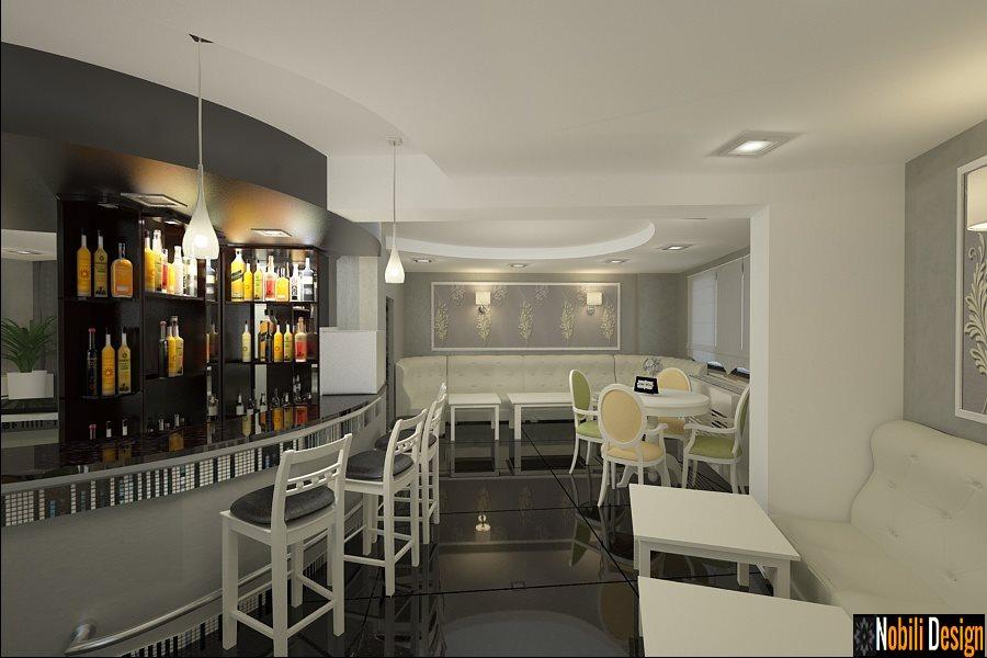 Design interior vila moderna Targoviste - Design interior casa stil clasic Targoviste / Arhitect | Design interior bar - cafenea - restaurant