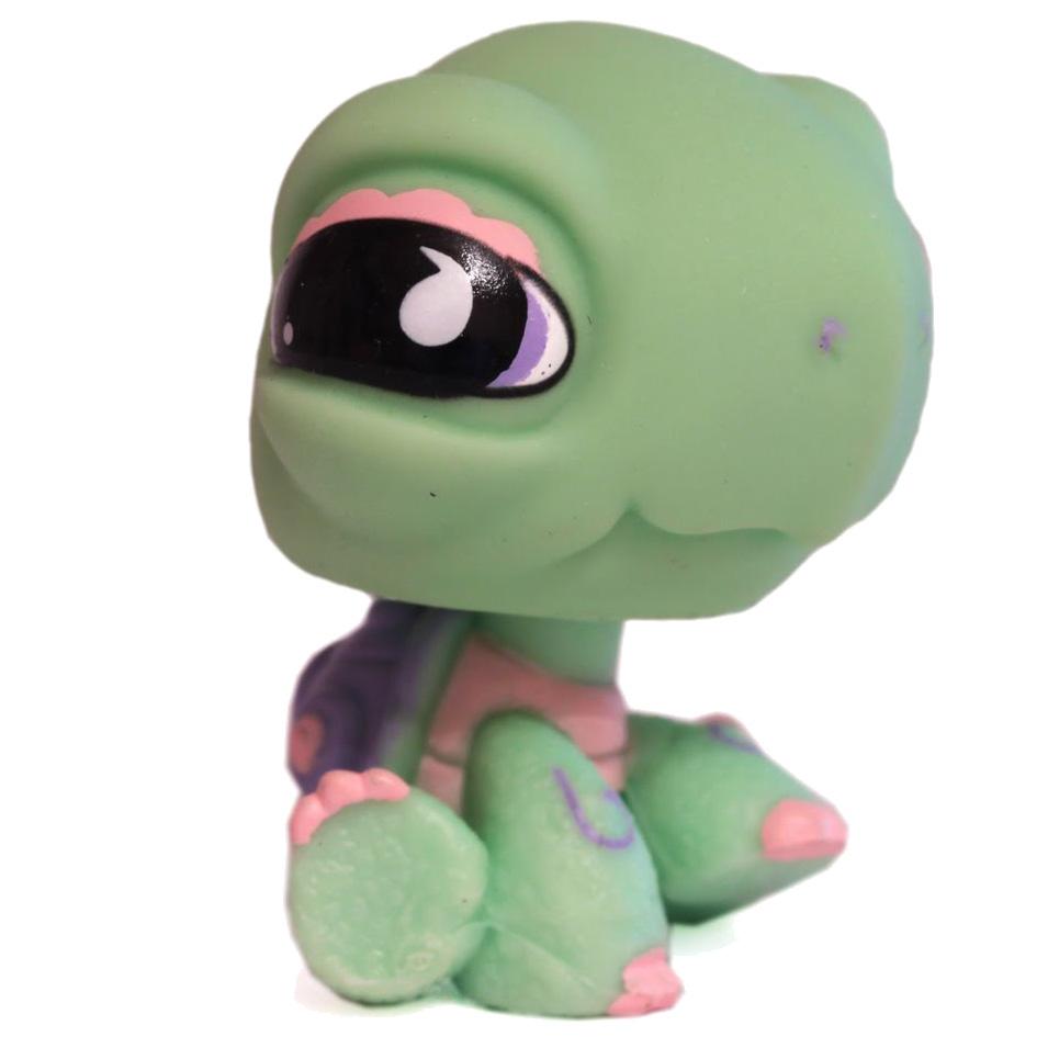 Littlest Pet Shop Gift Set Turtle (#922) Pet | LPS Merch