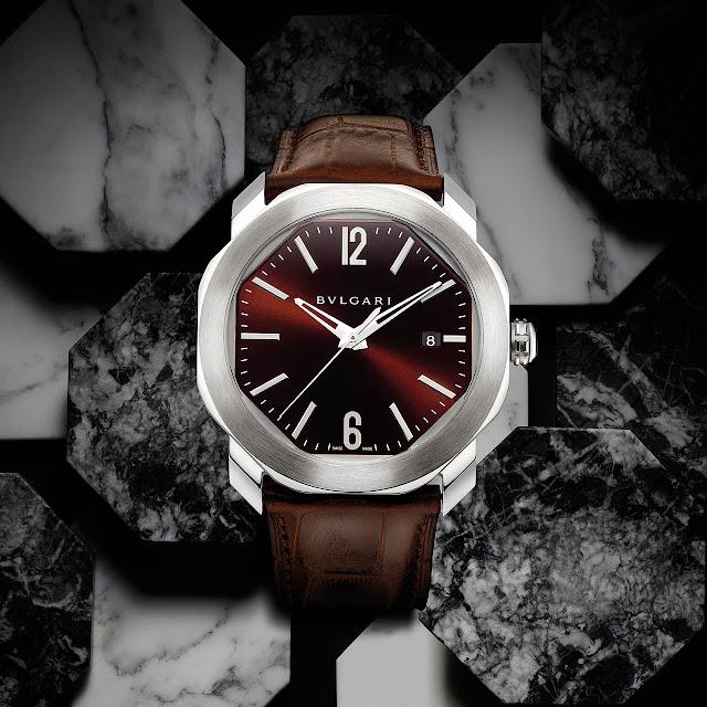 Bvlgari Octo Roma Bidirectional Mechanical Automatic Watch