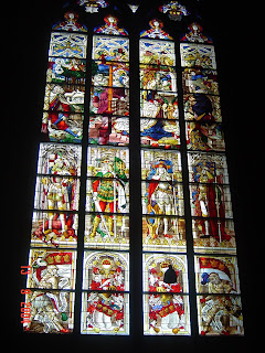 stained glass cologne cathedral