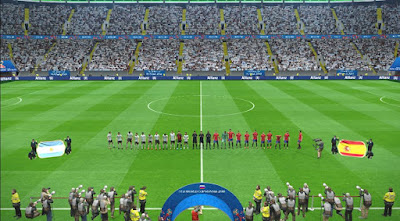 PES 2017 PES Professionals Patch 2017 Update v4.3 World Cup 2018 Edition