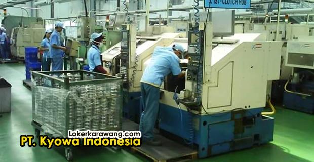 Lowongan Kerja PT. Kyowa Indonesia EJIP Cikarang