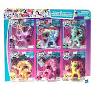 MLP Singles 6-Pack Fluttershy Brushable Pony