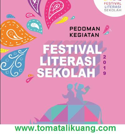 Pedoman - Juknis Festivasl Literasi Sekolah (SMA) Tahun 2019