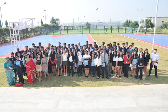 Third Edition of Model United Nations at Canadian International School witnesses great participation from students across the country