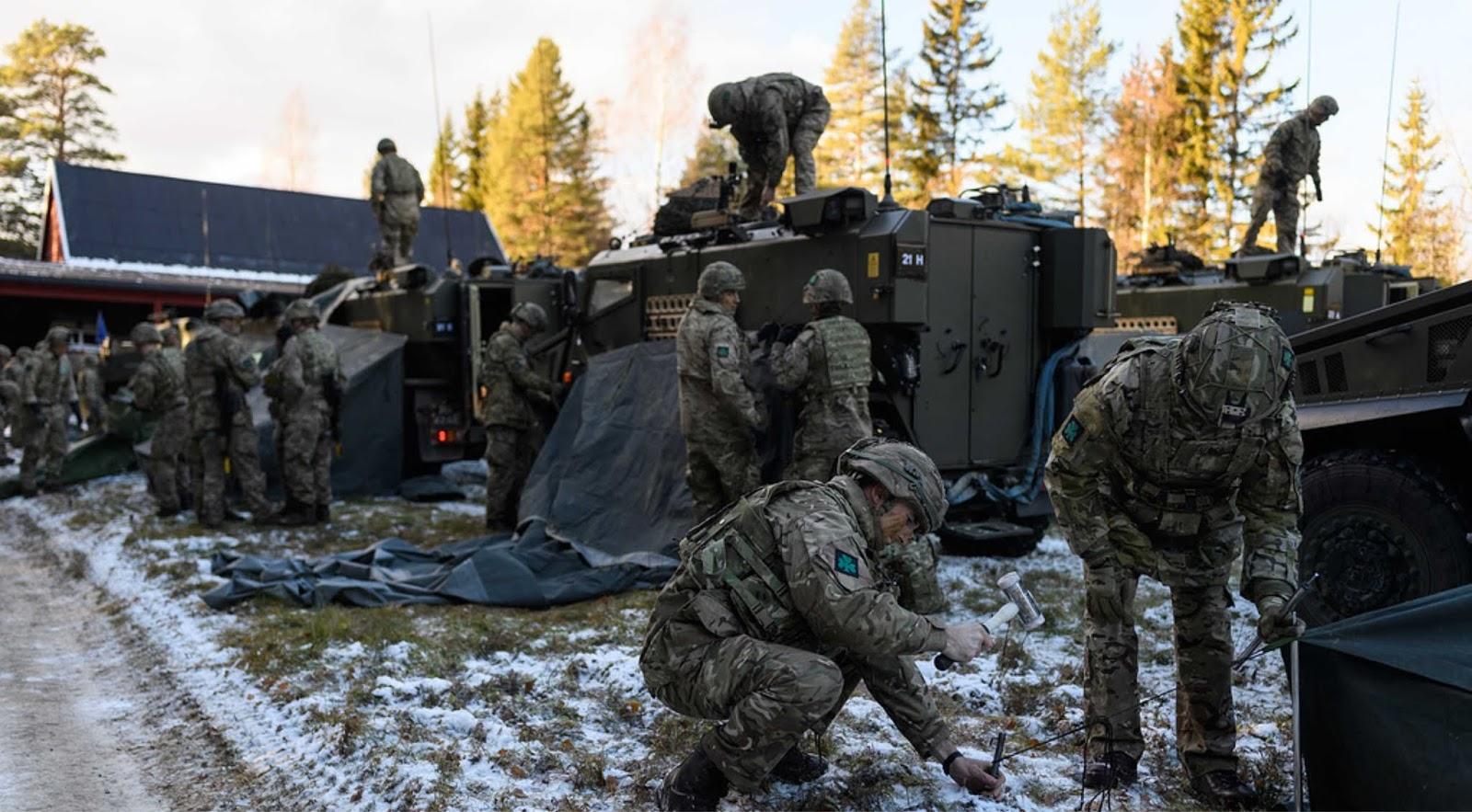 Kemhan Norwegia mengklaim bahwa Rusia mengganggu sinyal GPS selama latihan NATO