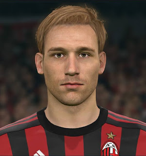 PES 2017 Faces Lucas Biglia by Sameh Momen