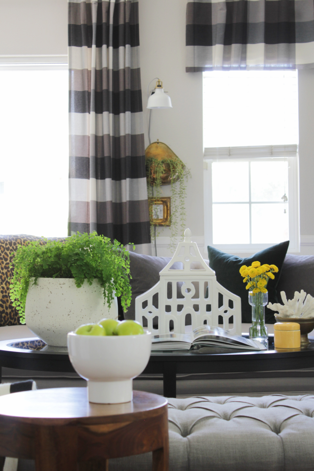 Oscar Bravo Home Late Spring Coffee Table Styling An Open Book