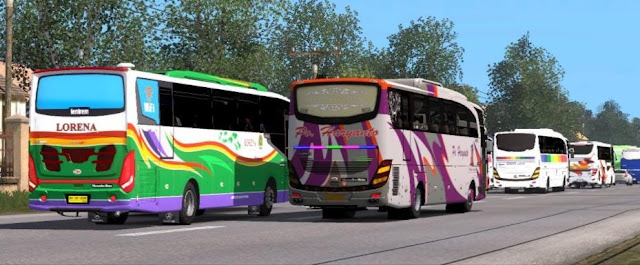 Download Mod Traffic Pantura Ngeblong ETS2