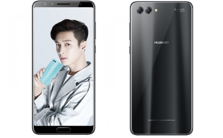 Huawei Nova 2s launched with FullView display and four cameras