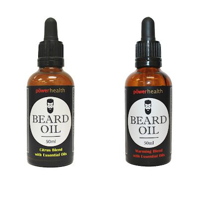Power Health Beard Oil